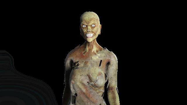 Ultra Zombie iAvatar For Iclone
