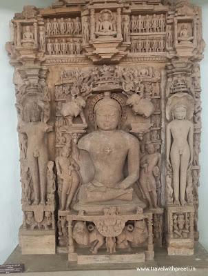जैन संग्रहालय खजुराहो - Jain Museum Khajuraho