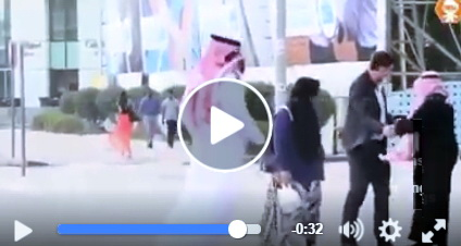 Begini Perbedaan Antara Penduduk Barat dan Arab Ketika Melihat Dompet Jatuh (Video)