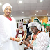 Check out Olori Wuraola Ogunwusi as she gets honoured as Grand Patroness for all market women in Idanre LG.. photos