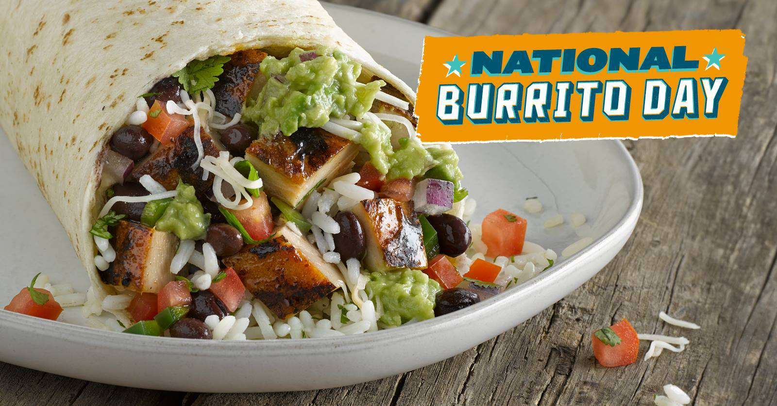 National Burrito Day Wishes for Whatsapp
