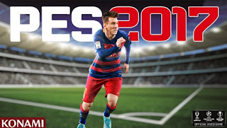 Download PES 2017 APK Terbaru