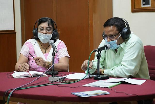 कोरोना आणि आरोग्य व्यवस्था विषयीचा संवाद