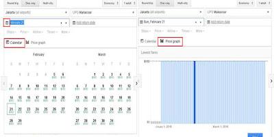 Tips Mencari Tiket Pesawat Murah Dengan Google Flights 3