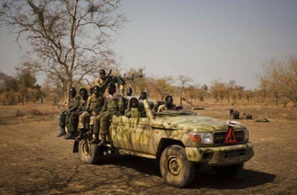 Kelompok bersenjata di Republik Demokratik Kongo