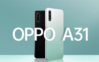 Specifications for Oppo A31