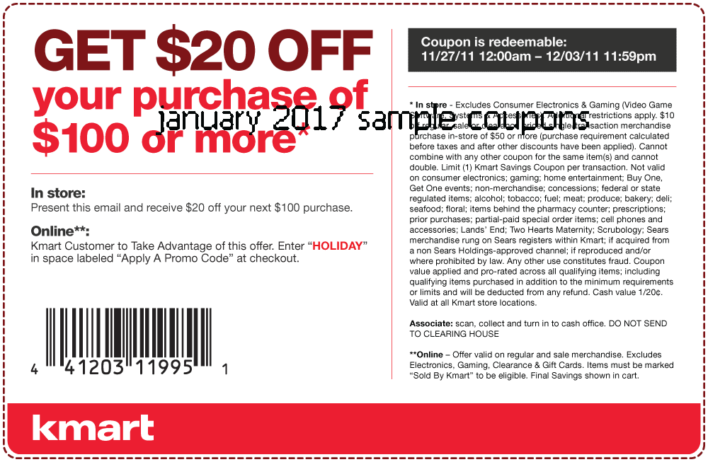 Kmart 2018 - Print Wholesale