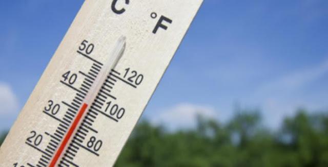 Ζέστη και ισχυροί άνεμοι ως και την Πέμπτη