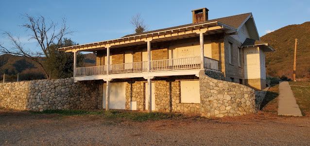 Hi-Up House, Wildwood Canyon State Park