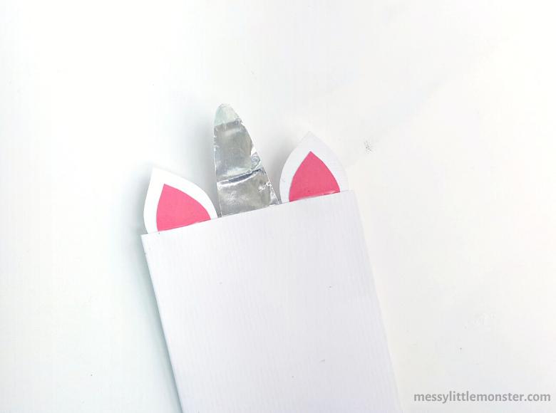 DIY unicorn notebook tutorial