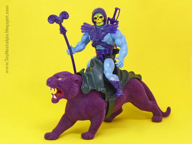 PANTHOR - SKELETOR en su versión original Masters Of The Universe (MOTU ORIGINS MATTEL)