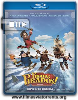 Piratas Pirados! Torrent - BluRay Rip