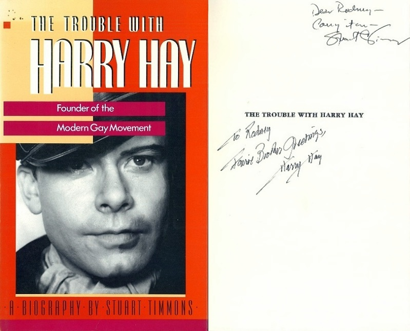 Image result for harry hay nambla lgbt