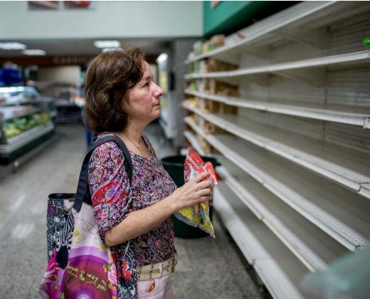 """""""Mi pesadilla venezolana: un mes buscando comida en una nación desolada"""""""