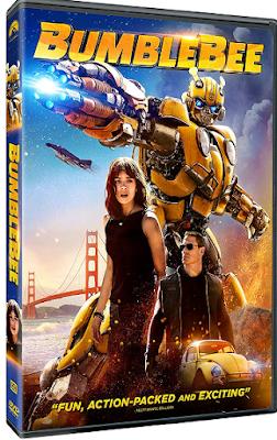 Bumblebee [2018] [DVD R2] [PAL] [Castellano]
