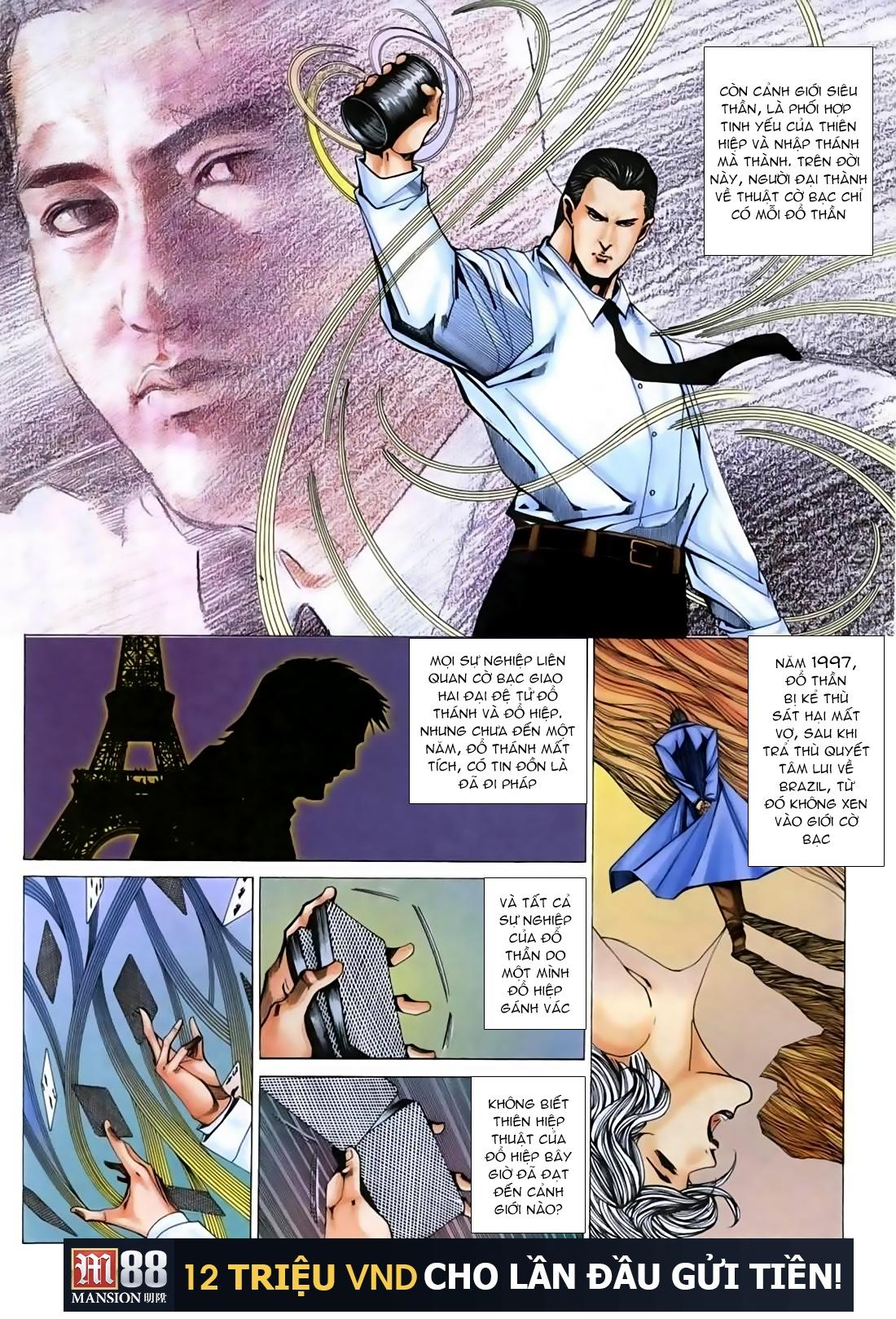 Đổ Hiệp Truyền Kỳ chap 1 - Trang 4