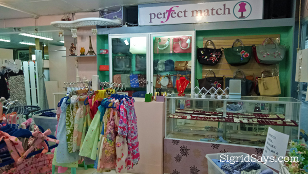 Perfect Match Boutique Bacolod at Plaza Mart