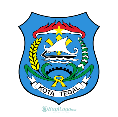 Kota Tegal Logo Vector