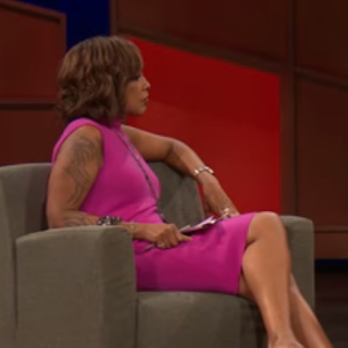 Does Gayle King Have A Tattoo?