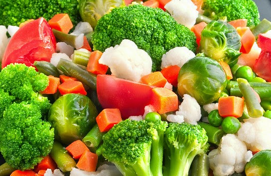 Life and Food: Freeze Dried Vegetables or Air Dried Vegetable?