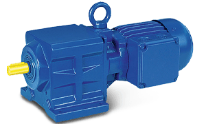 Bauer Gear Motor, Helical Geared Motor Series BG For Industry