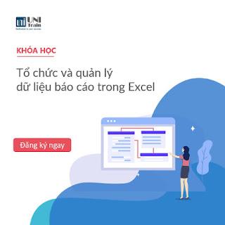 Khóa học Tổ chức và quản lý dữ liệu báo cáo trong Excel ebook PDF EPUB AWZ3 PRC MOBI