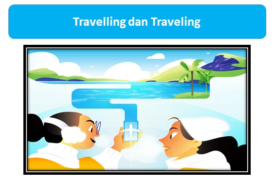 Travelling dan Traveling