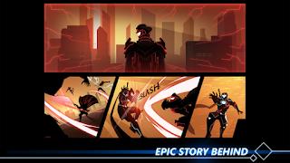 Overdrive Ninja Shadow Revenge Mod Apk v0.6 Android [Unlimited Souls]