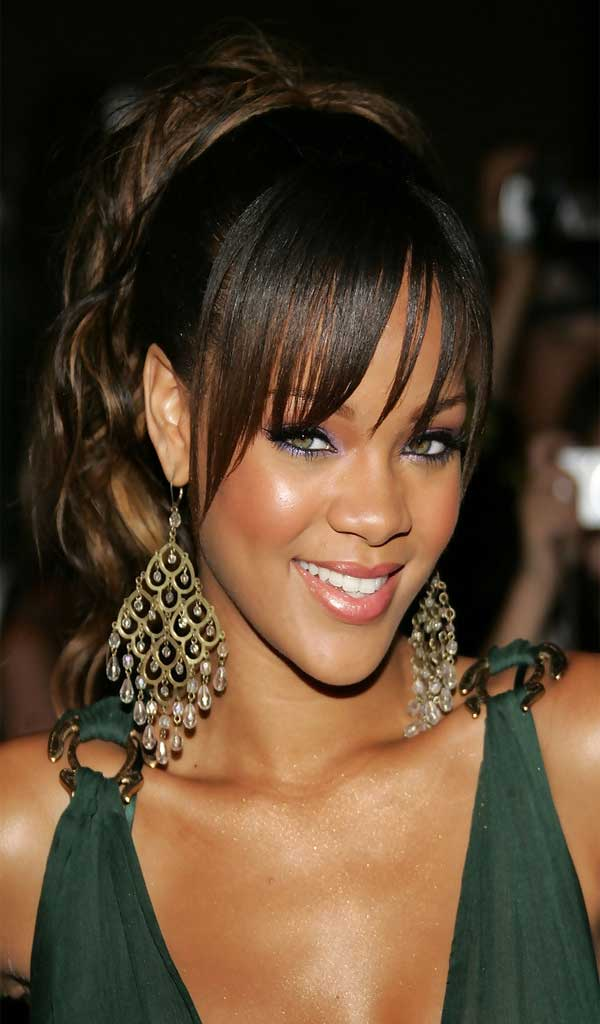 rhianna earrings rihanna chandelier earrings style 4860