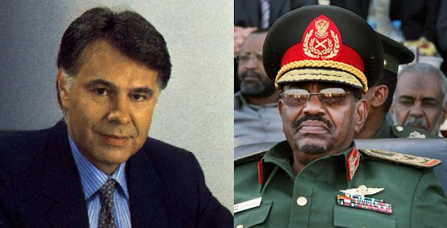 Felipe y Omar Al-Bashir