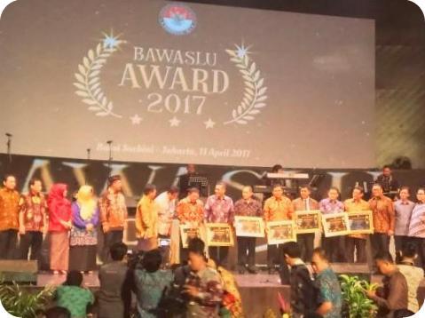 Bawaslu Award untuk Gakkumdu Kabupaten Jayapura Buktikan Kinerja