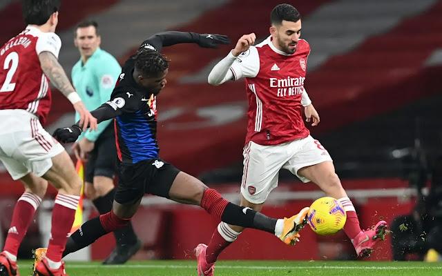 ملخص اهداف مباراة آرسنال وكريستال بالاس (0-0) في الدوري الإنجليزي