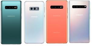 Hp Samsung galaxy S10, S10e, S10 Plus dan S10 5G Yang Ditenagai Oleh Snapdragon 855