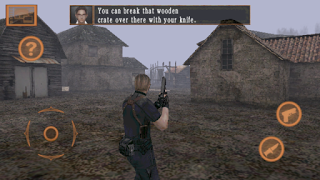 Resident Evil 4 MOD APK + Data For Android - Apk Indoroid