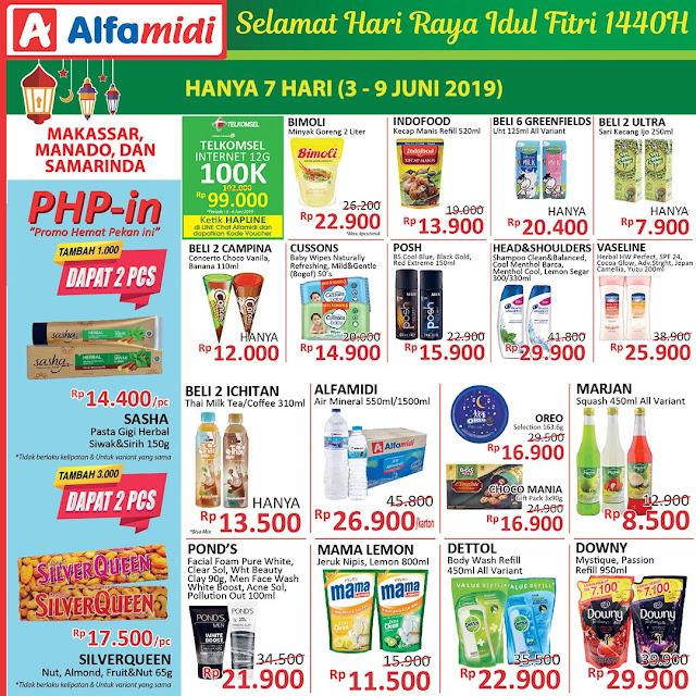 #Alfamidi - #Promo #Katalog HAP 7 Hari Periode 03 - 09 Juni 2019