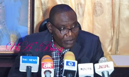 Lyon's Deputy: Eremienyo Urges Police To Investigate Certificate Forgery Against Him, Says His Right To Fair Was Breached