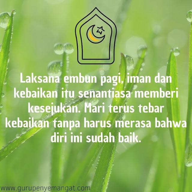 Quotes Menebar Kebaikan di Tahun Baru Islam 2021