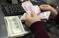 ارتفاع جديد لليرة التركية امام الدولار و الليرة السورية والعملات الاجنبيةdollar vs TL