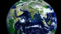 Immagini satellitari della Terra vista dallo Spazio e dai satelliti