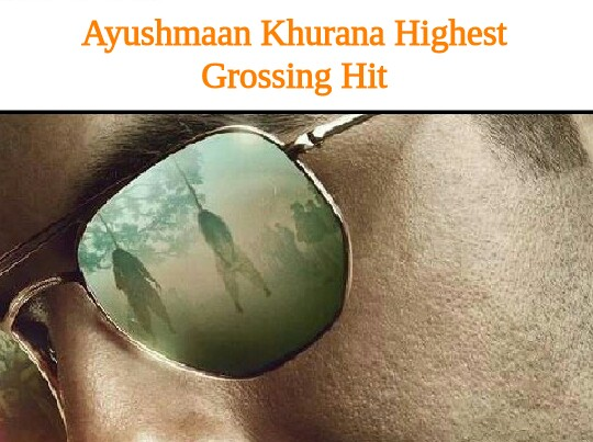 Ayushmaan Khurana's Highest Grossing Movies of All Time