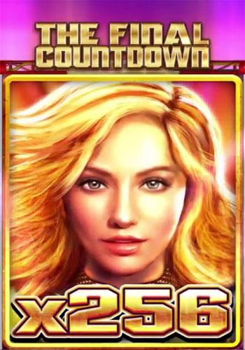 Mainkan Game Slot Online Demo The Final Countdown (Big Time Gaming)