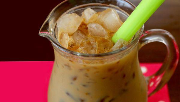 ev yapımı naeng-keopi tarifi - www.kahvekafe.net