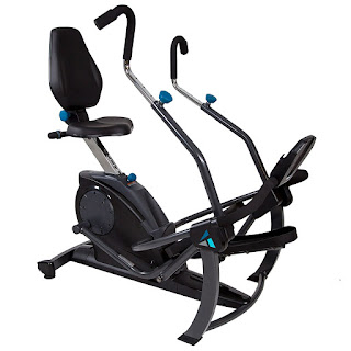 Teeter FreeStep Elliptical Recumbent Cross Trainer, image, review features & specifications