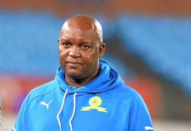 Mamelodi Sundowns coach Pitso Mosimane