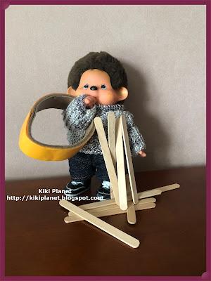 kiki monchhichi bricolage tuto fun toys life