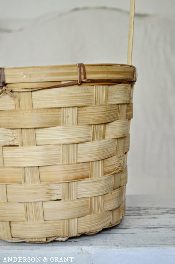Bentwood Basket | Anderson & Grant