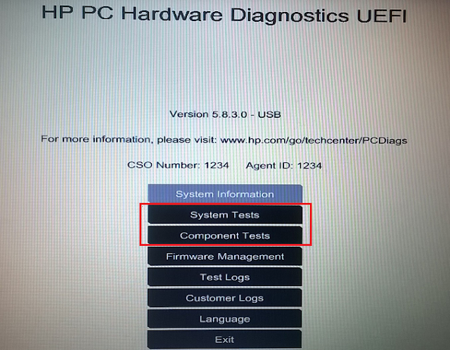 Hướng Dẫn Kiểm Tra Lỗi Phần Cứng Laptop HP - Top5Free