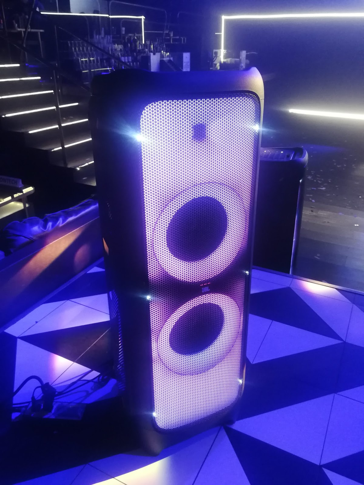 JBL Philippines Revealed Partybox 100, 1000 and Tune 120TWS