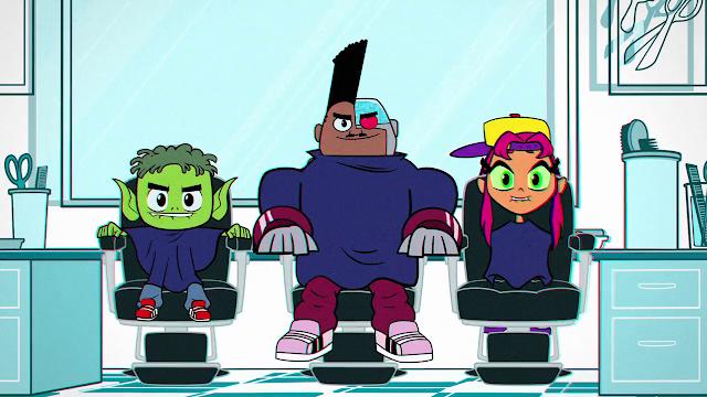 Watch Teen Titans Go Movie Online