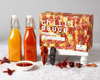 Chilli Sauce Making Kit
